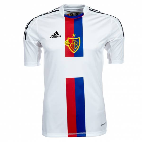 FC Basel adidas Auswärts Spielertrikot Z11820