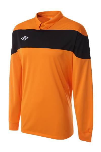 Umbro Pinnacle Jersey Fußball Trikot amber/schwarz