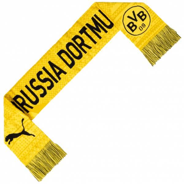 Borussia Dortmund BVB PUMA Football Culture Fan Schal 053828-01