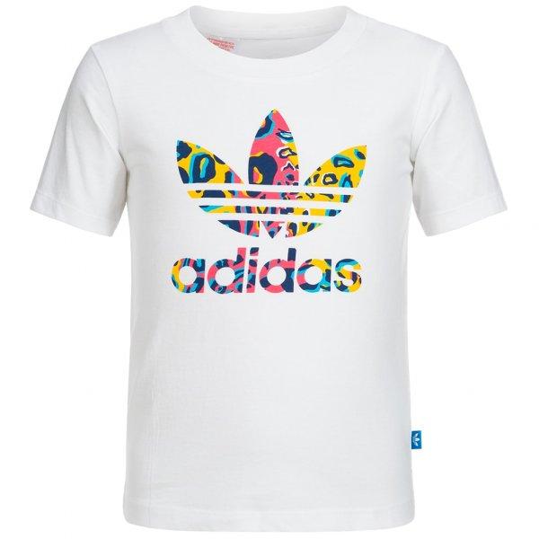 adidas Soccer Trefoil Kleinkinder T-Shirt AI9991