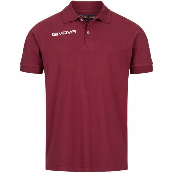 Givova Summer Heren Poloshirt MA005-0008