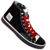 Vision Street Wear Shoes Canvas Hi black / red