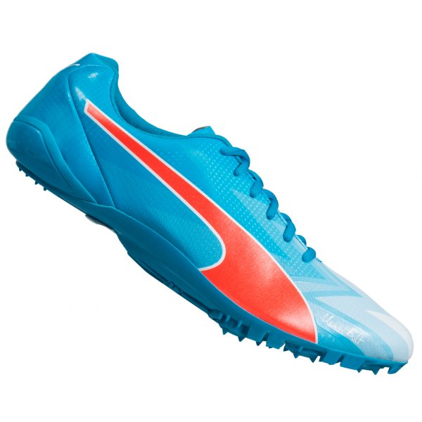PUMA Bolt evoSPEED Electric V3 Herren Spikes Leichtathletik Schuhe 188641-01