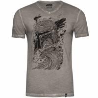 GOZOO x Star Wars Boba Fett Herren T-Shirt GZ-2-STA-933-M-OD-1-M