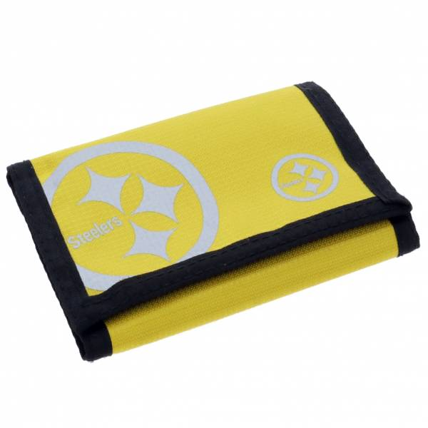 Pittsburgh Steelers NFL Big Logo Wallet Purse LGFLPNFWLTPS