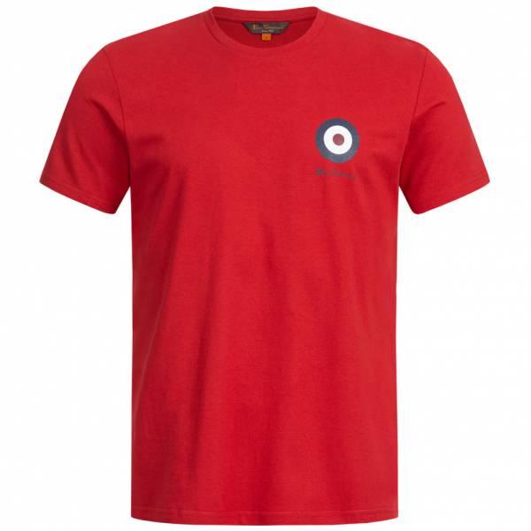 BEN SHERMAN Herren T-Shirt 0059999A-550 Red