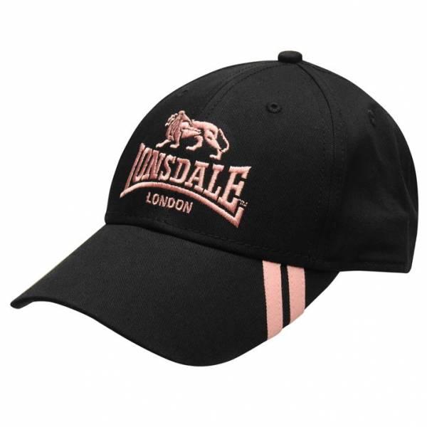 Lonsdale Classic 2 Stripe Damen Kappe