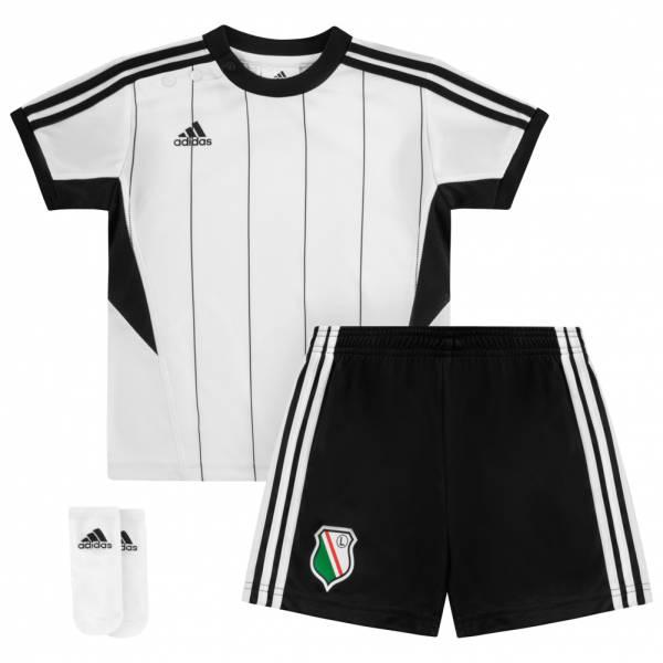 adidas Baby Kit Sport Set 3-teilig M36793