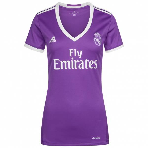 Real Madryt adidas Kobiety Koszulka wyjazdowa AI5162