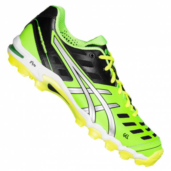 ASICS GEL Typhoon Herren Hockey Schuhe P423Y-8693