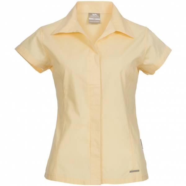 TRESPASS Nigella Damen Bluse gelb