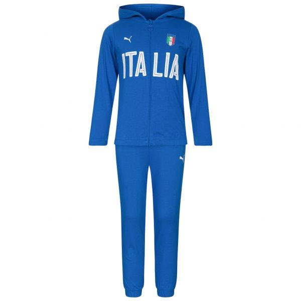Italien PUMA Azzurri Baby Jogginganzug Jogger Suit 750051-01
