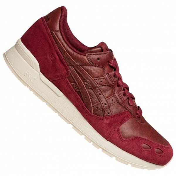ASICS Tiger GEL-Lyte Burgundy Unisex Sneakers H822L-2626