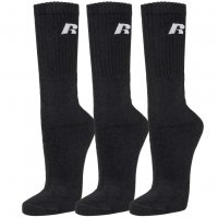Russell Athletic Herren Socken 9-er Pack Banderol
