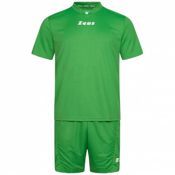 Zeus Kit Promo Ensemble de foot 2 pièces vert