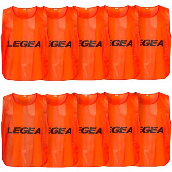 Legea Pack of 10 Training Bibs C140-0001