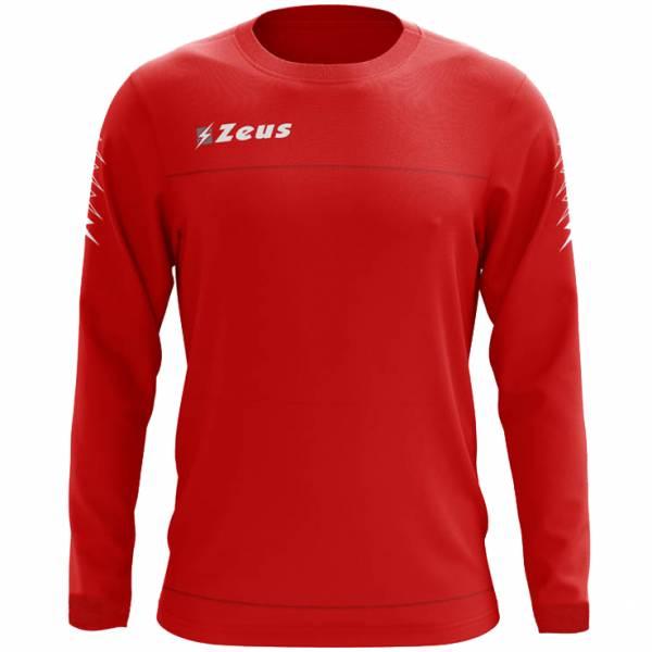 Zeus Enea Bluza treningowa czerwony
