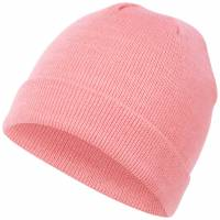 MSTRDS Pastel Cuff Knit Beanie 10263 Light Pink