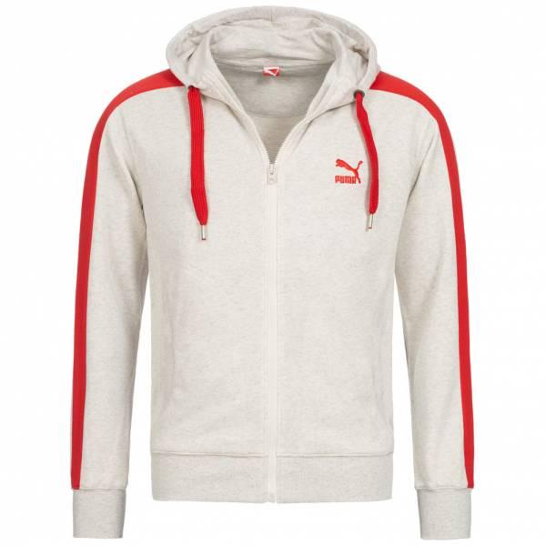 PUMA Herren Athletic Hooded Sweat Jacke 893412-02