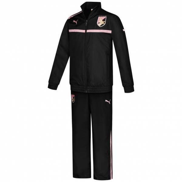US Palermo PUMA Woven Suit Kinder Trainingsanzug PAL001-02