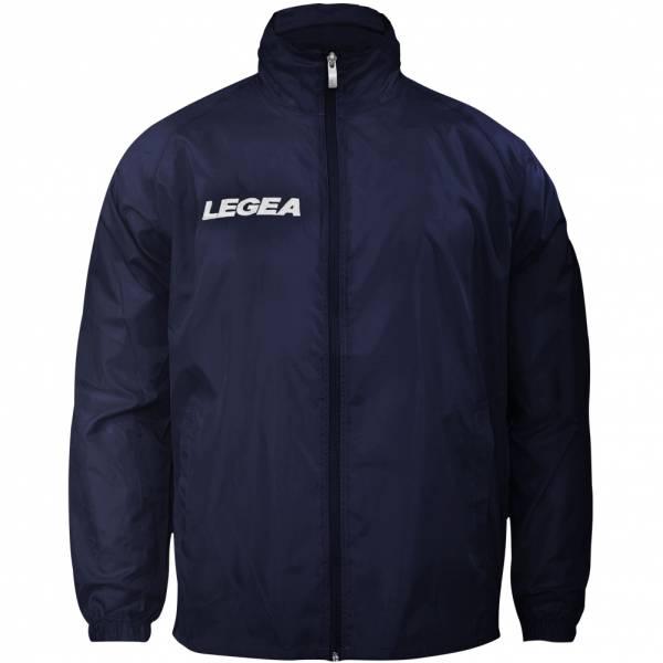 "Legea Chubasquero ""Italia"" Teamwear azul marino"