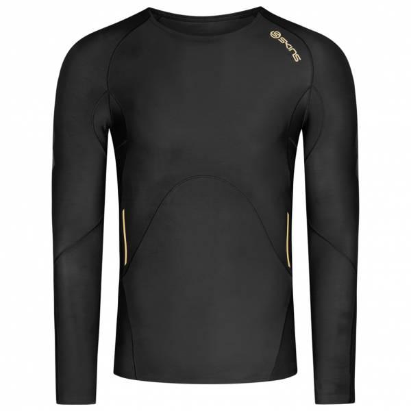 Skins A400 Top Longsleeve Herren Kompressions Shirt ZB99320050014
