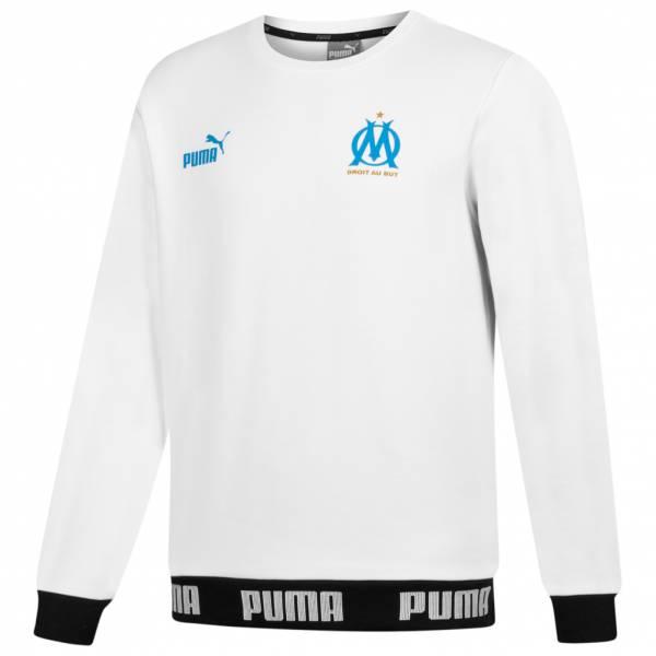 Olympique de Marseille PUMA Men Football Culture Sweatshirt 756069-02