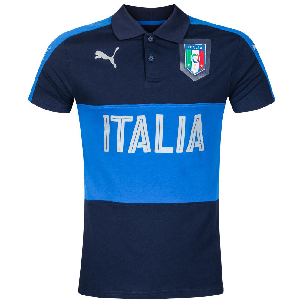 italien puma casual herren polo shirt 748860 05 sportspar. Black Bedroom Furniture Sets. Home Design Ideas