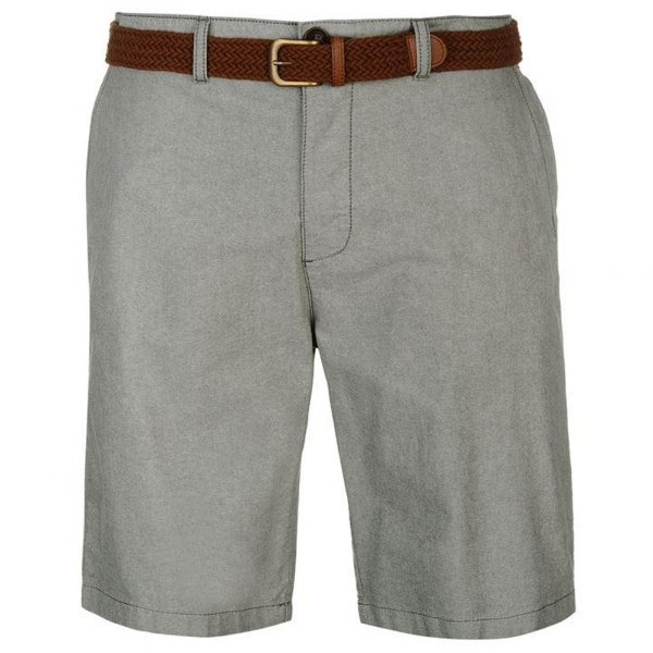 Pierre Cardin Herren Oxford Short 478046 Grey