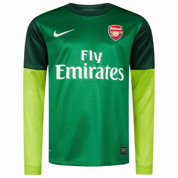 FC Arsenal London Nike Kinder Langarm Torwarttrikot 479293-302