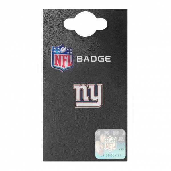 New York Giants NFL Metall Wappen Pin Anstecker BDNFLCRSNG