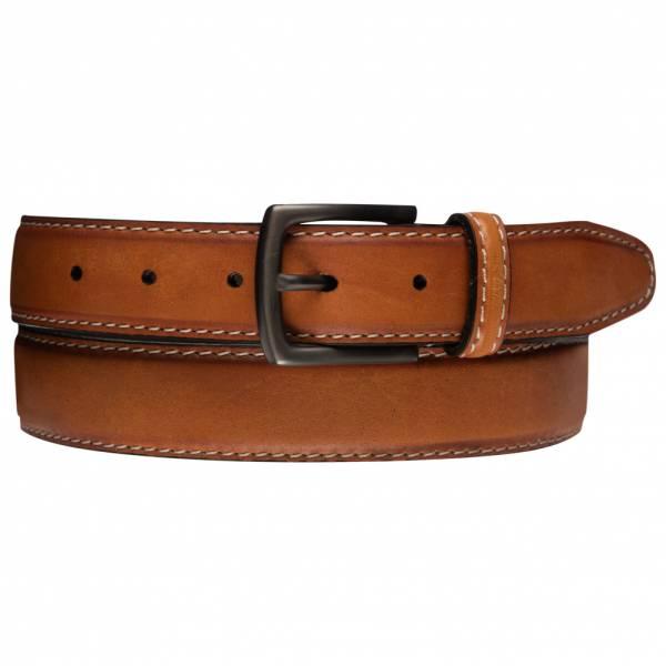 Timberland Herren Leather Belt Leder Gürtel B6154-212