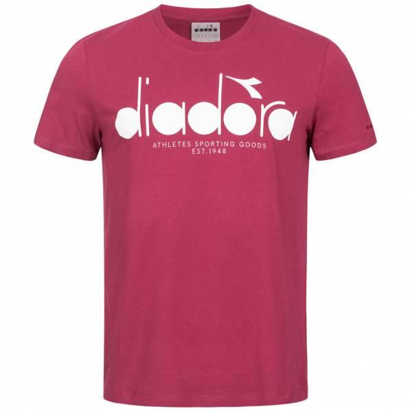 Diadora Logo Heren T-shirt 502.161924-C7723