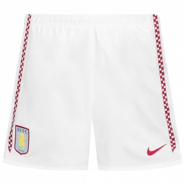 Aston Villa F.C. Nike Kids Away Shorts 381806-105