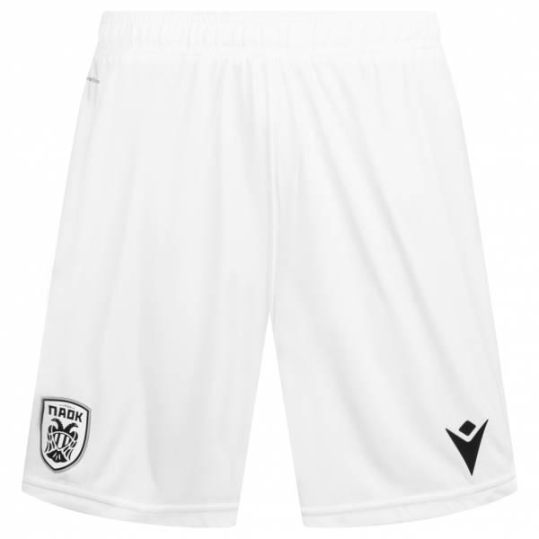 PAOK Thessaloniki macron Herren Authentic Heim Shorts 58018547