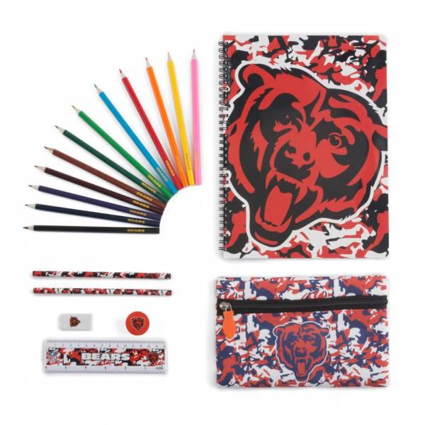 Bears de Chicago NFL Ultimate Set dessin STNFLCMULTMCB