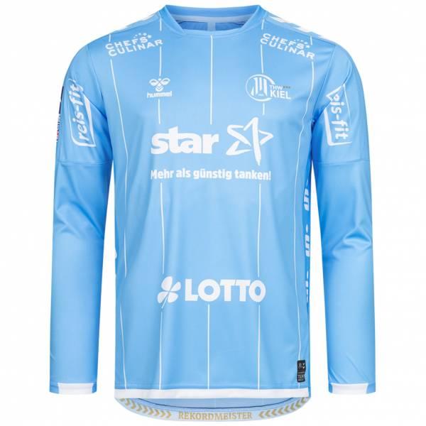 THW Kiel hummel Men Long-sleeved Goalkeeper Jersey 208 746-7001