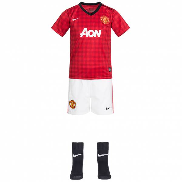 Manchester United Nike Jersey Set Baby Mini Kit 479276-623