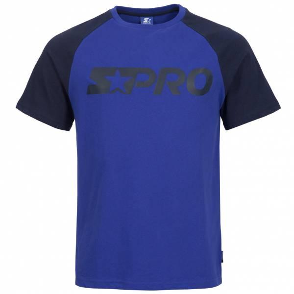 STARTER Hommes T-shirt Aptitude bleu-marine