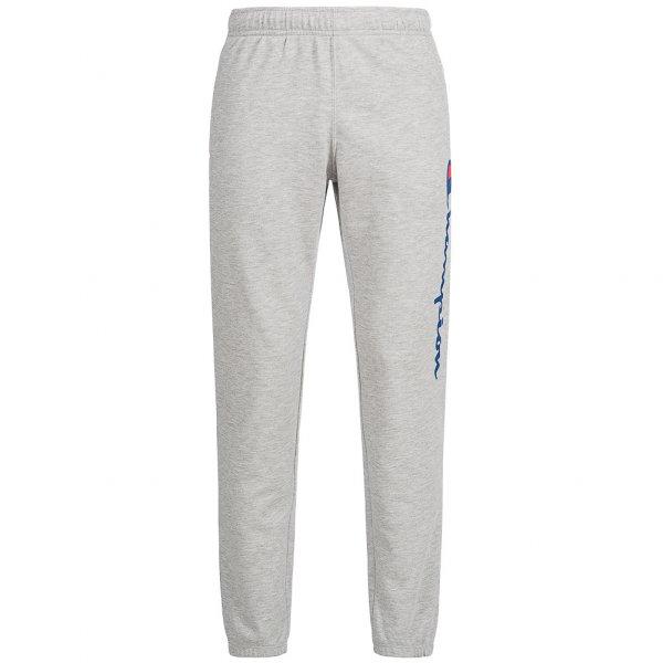 Champion Herren Logo Sweat Pants Trainingshose grau