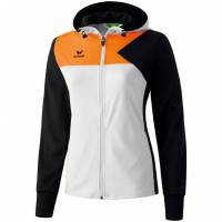 Erima Premium One Damen Trainingsjacke mit Kapuze 107452