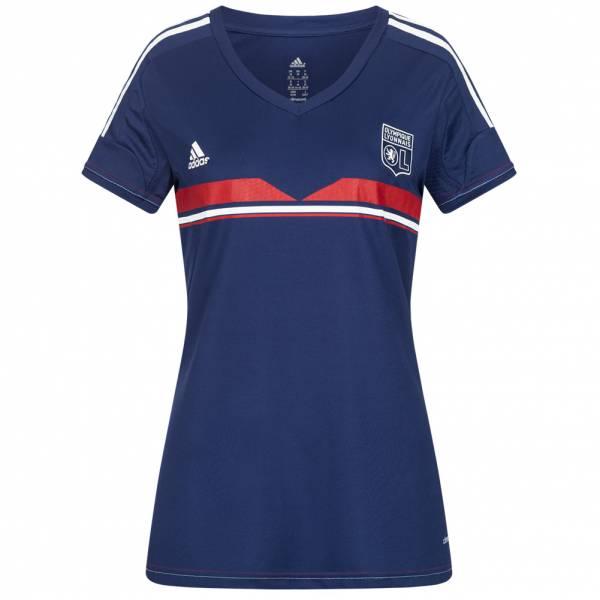 Olympique Lyon adidas Women Jersey D01118