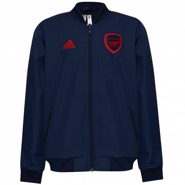 Arsenal London FC adidas Kinder Präsentationsjacke EH5607