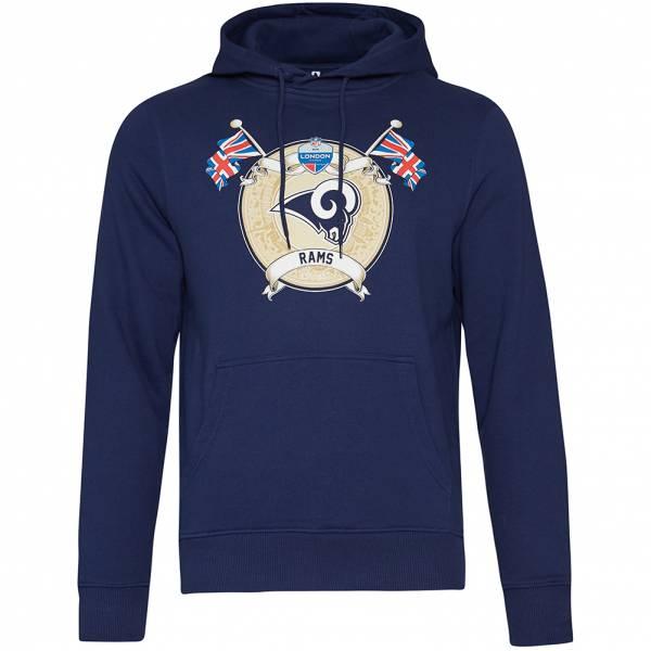 Los Angeles Rams NFL Fanatics Britannia Herren Hoodie 1979MNVYLGOLAR