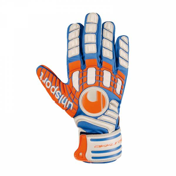 Uhlsport Akkurat Aquasoft Torwarthandschuhe 100078501
