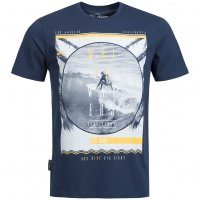 Sth. Shore Surf School Herren T-Shirt 1C9945 Midnight Blue