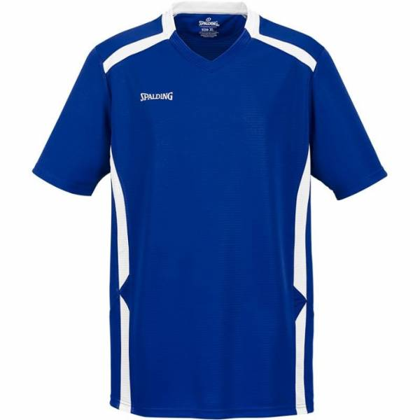 Spalding Offense Shooting Shirt Basketball Uomo Maglietta 300213102