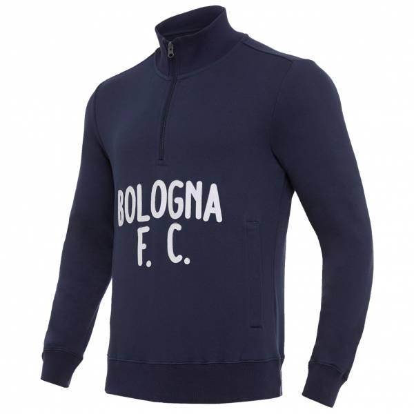 FC Bologna macron Herren 1/4-Zip Sweatshirt 58092272