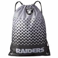 Oakland Raiders NFL Fade Gym Bag Sportbeutel LGNFLFADEGYMOR