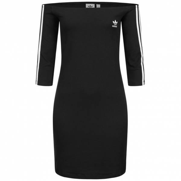 adidas Originals Off The Shoulder Damen Kleid ED7521